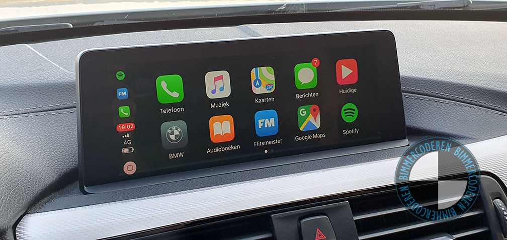 Carplay fullscreen